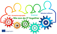 logo we can do it together erasmus